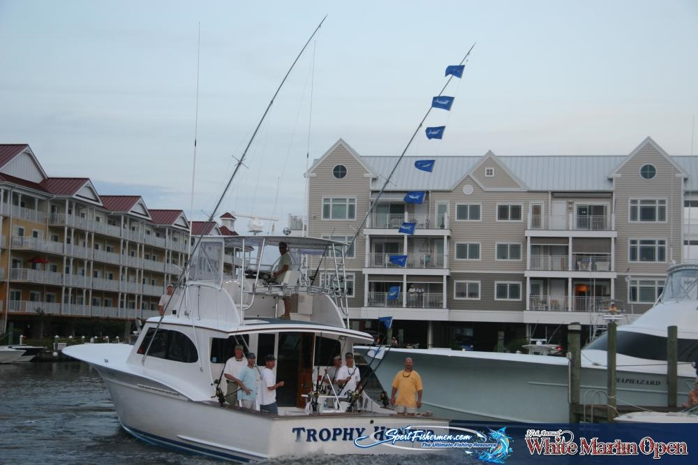 Marlin Tournament Charter Fishing Captain
