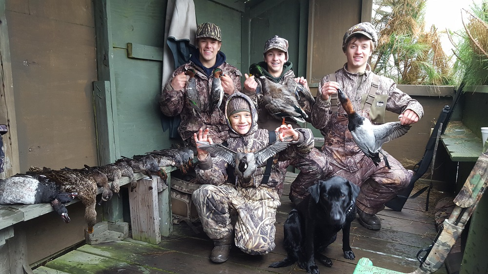 Duck Hunting Guided Services