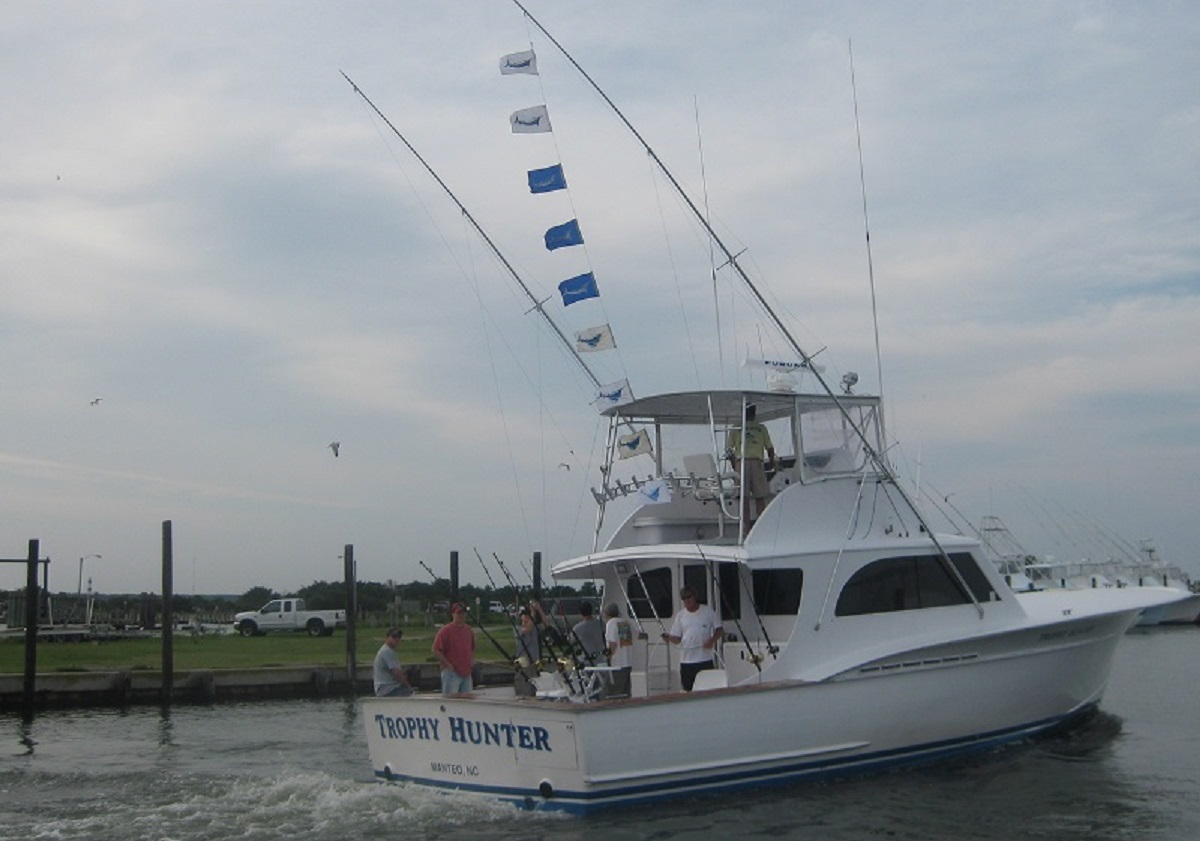 Outer Banks Charter Fishing Rates and Booking